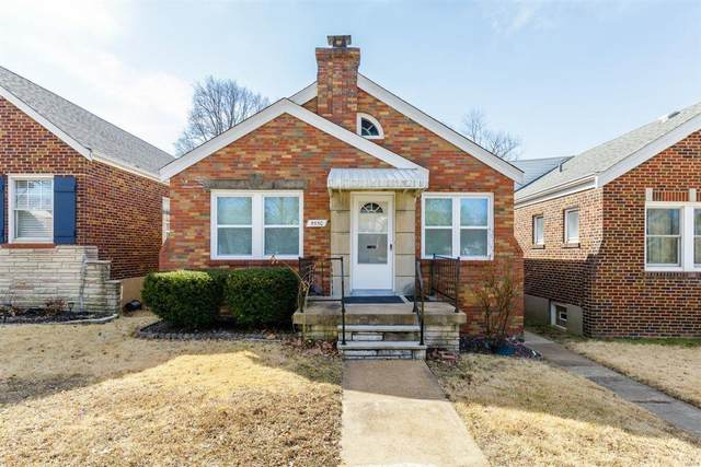 5550 Sutherland Avenue, St Louis, MO 63109 (#21011319) :: RE/MAX Vision