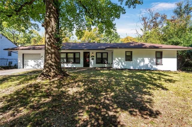 821 Robert Avenue, St Louis, MO 63135 (#21011353) :: Jeremy Schneider Real Estate