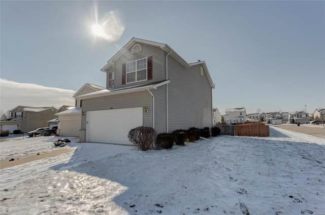 145 Falls Park Court, Belleville, IL 62220 (#21011357) :: Tarrant & Harman Real Estate and Auction Co.