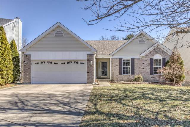 400 Coventry Trail Lane, Maryland Heights, MO 63043 (#21011358) :: RE/MAX Vision