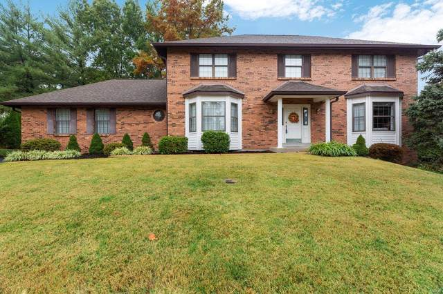 661 Pine Cone Court, Chesterfield, MO 63017 (#21011361) :: Reconnect Real Estate
