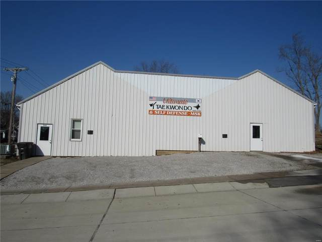 340 S Jackson Street, Perryville, MO 63775 (#21011365) :: Jeremy Schneider Real Estate