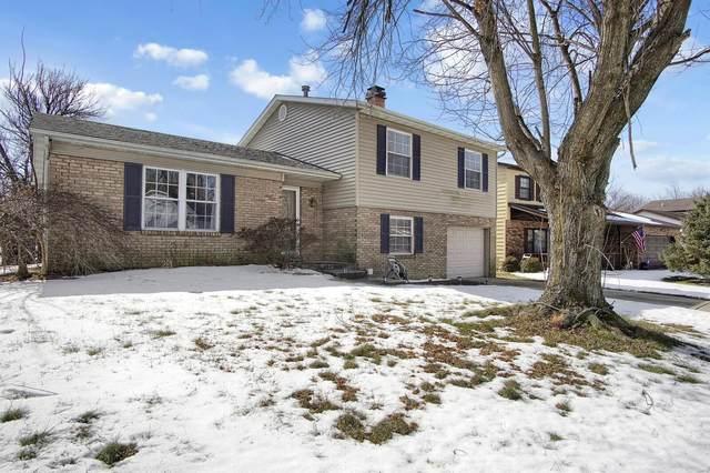 136 Rio Verde, Belleville, IL 62221 (#21011366) :: Tarrant & Harman Real Estate and Auction Co.