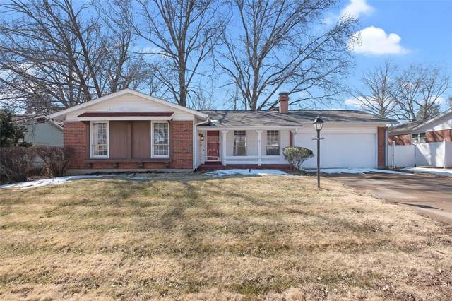 1531 Langholm Drive, Florissant, MO 63031 (#21011373) :: Matt Smith Real Estate Group