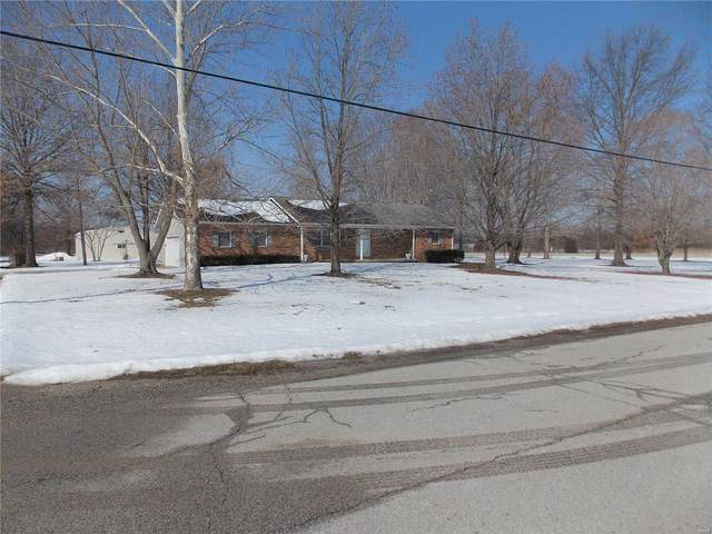 2736 Webster Creek Road, MARION, IL 62801 (#21011384) :: Clarity Street Realty