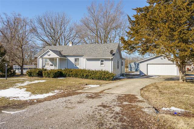 715 N Fourth, BENLD, IL 62009 (#21011387) :: Clarity Street Realty