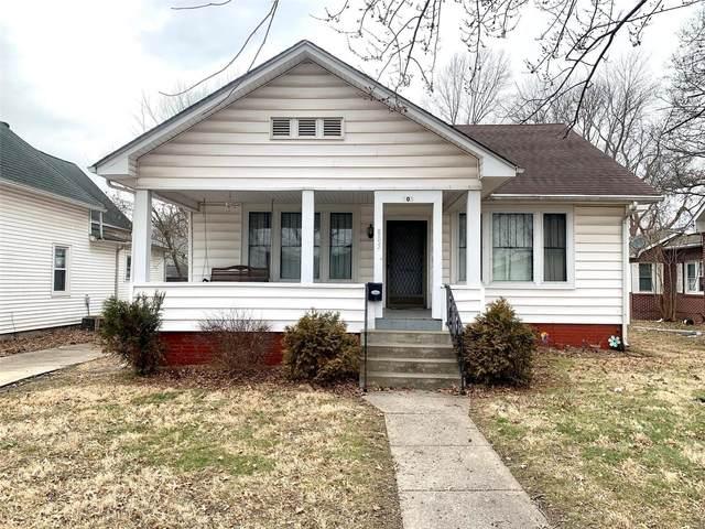 805 N 12th Street, HERRIN, IL 62948 (#21011399) :: Fusion Realty, LLC