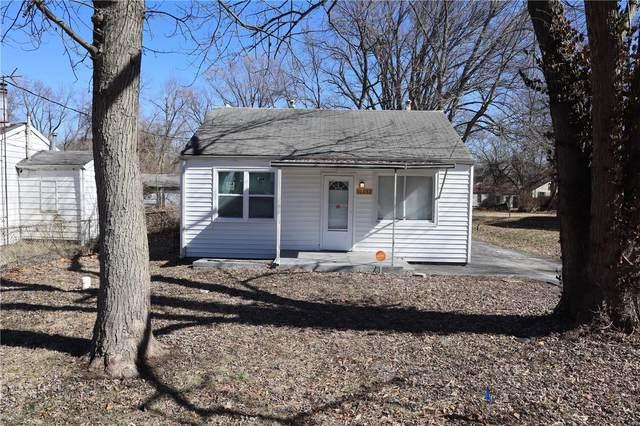 10052 Clairmont, St Louis, MO 63136 (#21011402) :: Jeremy Schneider Real Estate