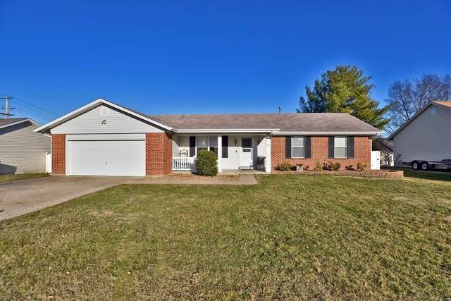 3 Hillcrest Estates, Saint Peters, MO 63376 (#21011418) :: RE/MAX Vision