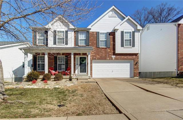 4722 Rutledge Way Drive, St Louis, MO 63129 (#21011427) :: Reconnect Real Estate