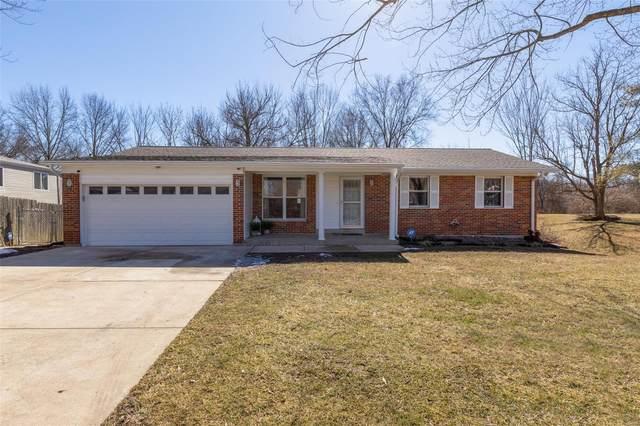 1264 Piedras Parkway, Fenton, MO 63026 (#21011440) :: Reconnect Real Estate