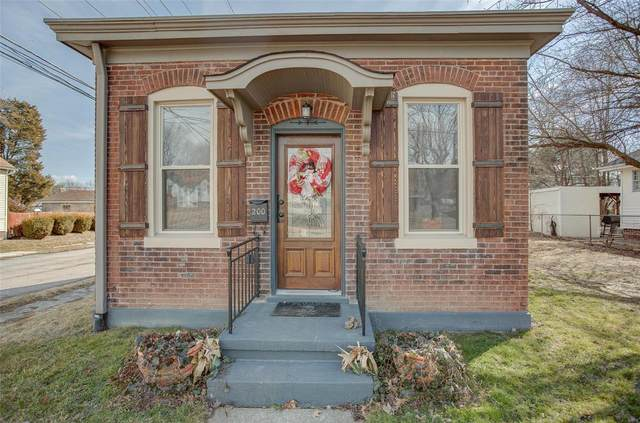 200 S 18th, Belleville, IL 62226 (#21011481) :: Tarrant & Harman Real Estate and Auction Co.