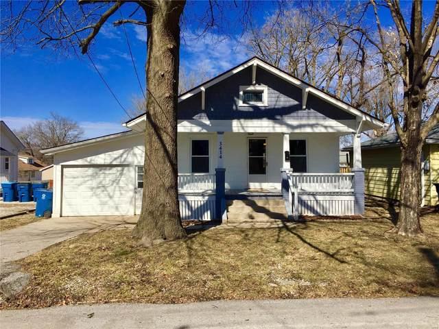 3414 Gilham Avenue, Alton, IL 62002 (#21011485) :: Fusion Realty, LLC