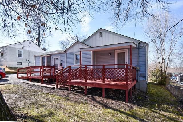 209 Tomlinson Street, East Alton, IL 62024 (#21011506) :: Clarity Street Realty