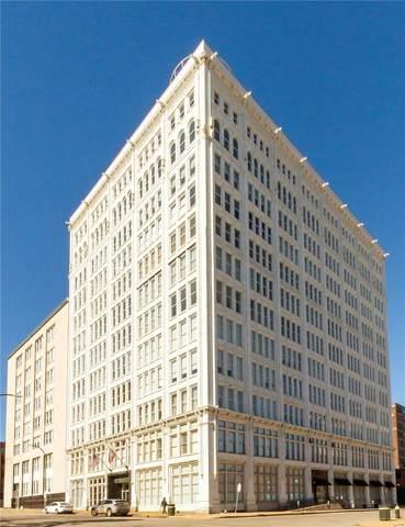 1501 Locust Street #1105, St Louis, MO 63103 (#21011514) :: Walker Real Estate Team