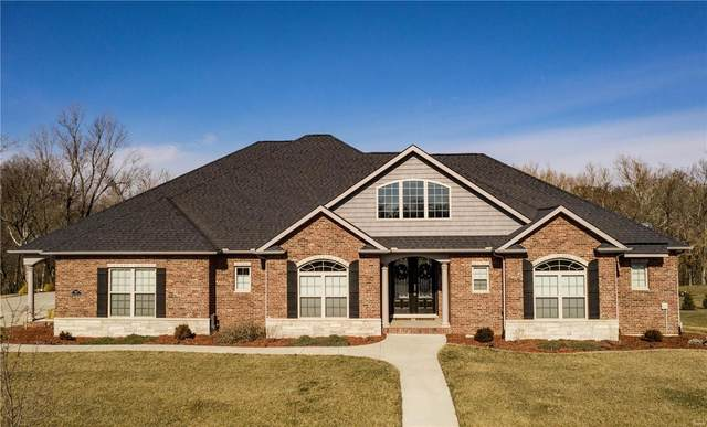 1847 Bethel Ridge Farms Boulevard, O'Fallon, IL 62269 (#21011556) :: The Becky O'Neill Power Home Selling Team