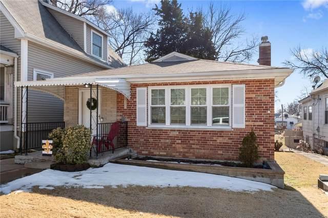 4150 Bates Avenue, St Louis, MO 63116 (#21011558) :: Clarity Street Realty