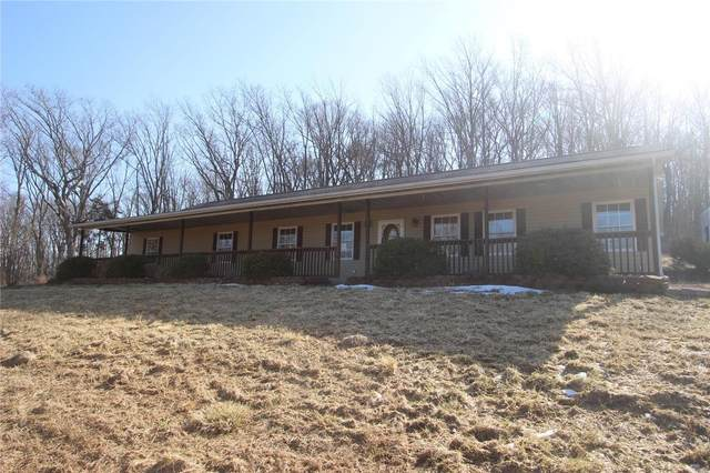 8032 Highway T, Fredericktown, MO 63645 (#21011568) :: Kelly Hager Group | TdD Premier Real Estate