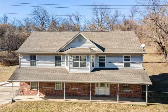 508 Johnson Hill Road, Collinsville, IL 62234 (#21011595) :: Matt Smith Real Estate Group