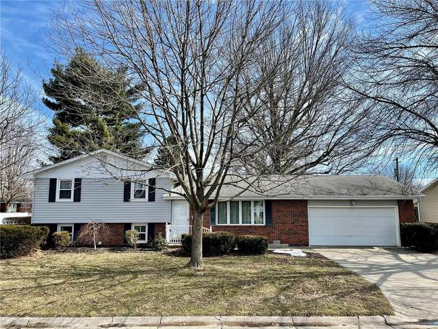 301 Wyoming Street, Bethalto, IL 62010 (#21011603) :: Tarrant & Harman Real Estate and Auction Co.