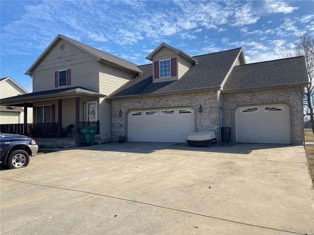 712 John David Dr, Farmington, MO 63640 (#21011613) :: Clarity Street Realty