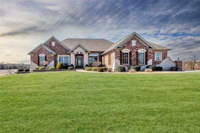 135 Auburn Meadow Drive, Foristell, MO 63348 (#21011651) :: RE/MAX Vision