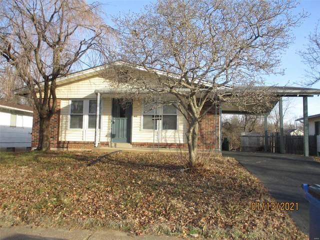 1652 Rudelle Drive, Florissant, MO 63031 (#21011655) :: Matt Smith Real Estate Group