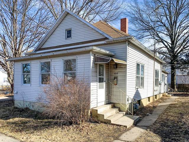 622 N Madison Street, LITCHFIELD, IL 62056 (#21011740) :: Reconnect Real Estate