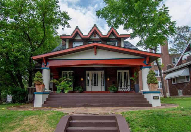 4663 Magnolia Avenue, St Louis, MO 63110 (#21011741) :: St. Louis Finest Homes Realty Group