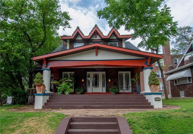 4663 Magnolia Avenue, St Louis, MO 63110 (#21011744) :: Clarity Street Realty