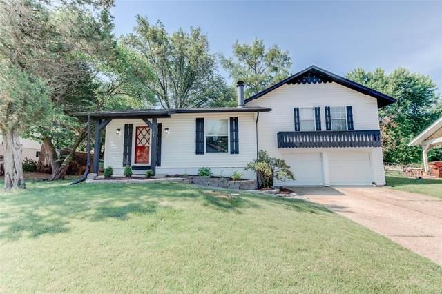 17 Sylvia Lane, Saint Peters, MO 63376 (#21011756) :: Kelly Hager Group | TdD Premier Real Estate