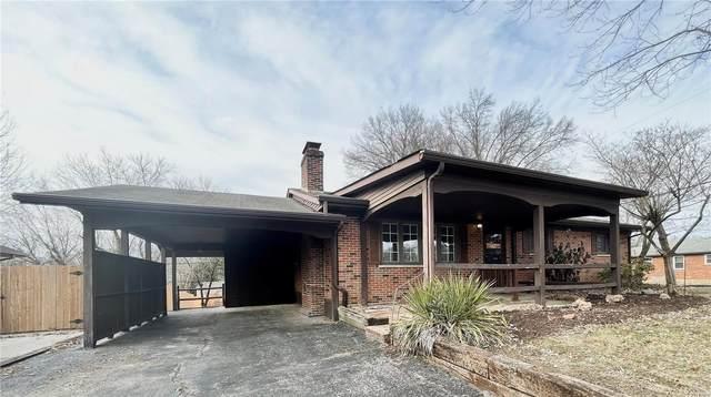 1601 Menard  Dr, Belleville, IL 62220 (#21011778) :: Tarrant & Harman Real Estate and Auction Co.