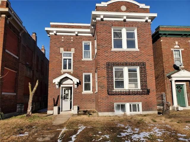 1005 Bates, St Louis, MO 63111 (#21011791) :: Reconnect Real Estate