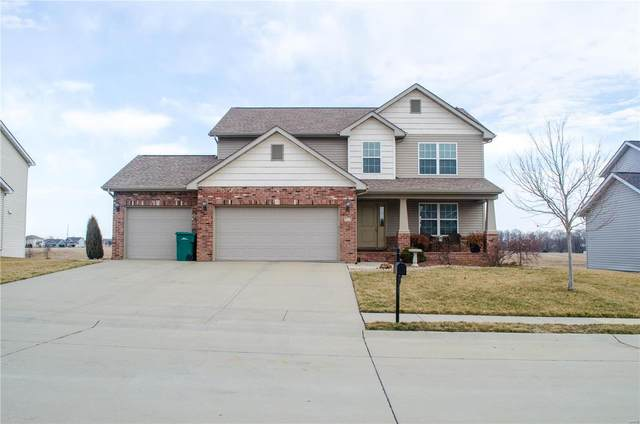 717 Merrifields Drive, O'Fallon, IL 62269 (#21011802) :: Tarrant & Harman Real Estate and Auction Co.