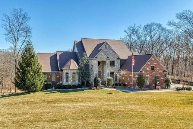 3878 Stanton Court, Defiance, MO 63341 (#21011877) :: Parson Realty Group