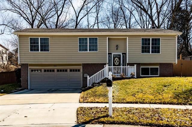 1611 Bronco Lane, St Louis, MO 63146 (#21011885) :: Parson Realty Group