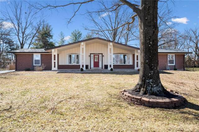 12128 Hibler, St Louis, MO 63141 (#21011889) :: Clarity Street Realty