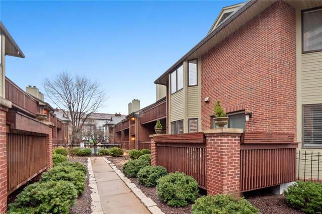 4453 W Pine Boulevard #5, St Louis, MO 63108 (#21011890) :: Terry Gannon | Re/Max Results