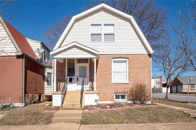 4401 Wilcox Avenue, St Louis, MO 63116 (#21011899) :: Parson Realty Group