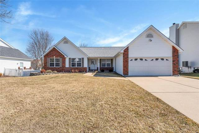 236 E Governor Place, Saint Charles, MO 63301 (#21011913) :: Tarrant & Harman Real Estate and Auction Co.