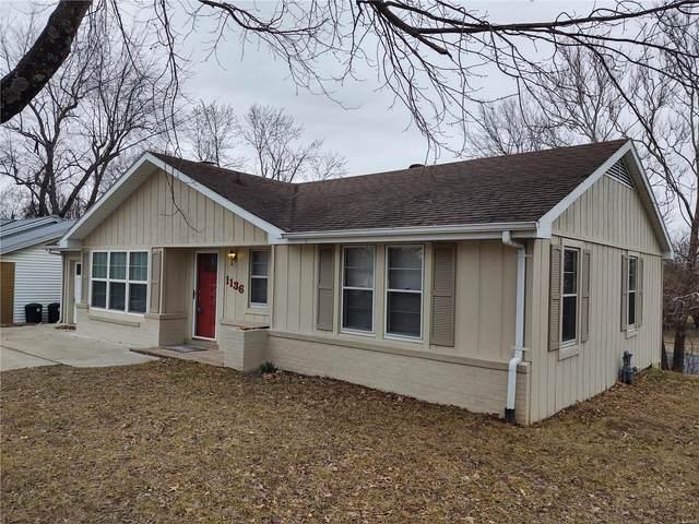 1136 E Jackson Blvd, Jackson, MO 63755 (#21011916) :: Reconnect Real Estate