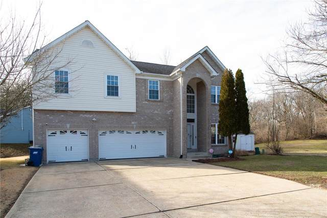 11964 Ameling Road, Maryland Heights, MO 63043 (#21011931) :: Clarity Street Realty