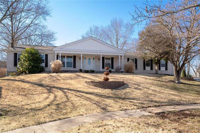 5305 Kingscreek Court, St Louis, MO 63129 (#21011951) :: Kelly Hager Group | TdD Premier Real Estate
