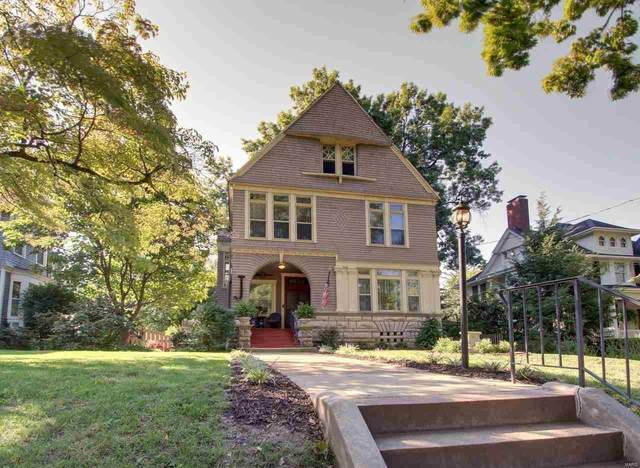 1654 York Street, Quincy, IL 62301 (#21011952) :: Kelly Hager Group | TdD Premier Real Estate
