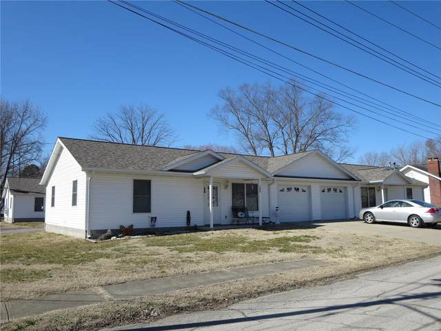805 Newton Avenue, Johnston City, IL 62951 (#21011964) :: The Becky O'Neill Power Home Selling Team