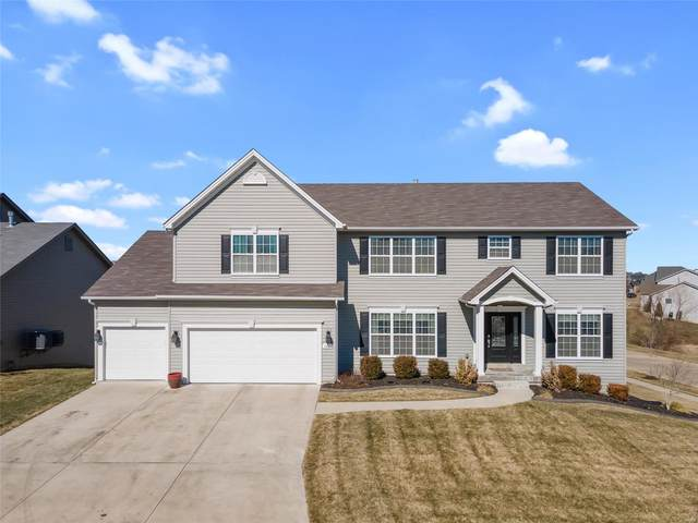 1211 Cashmere Lane, Saint Peters, MO 63376 (#21011974) :: Parson Realty Group