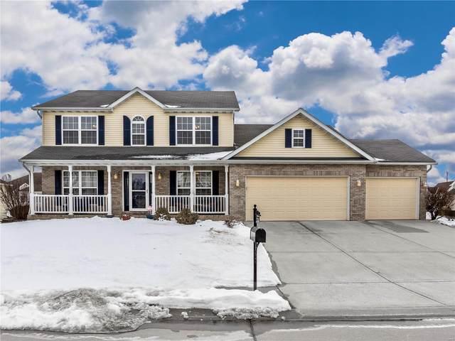 2706 Cascade Lake Drive, Shiloh, IL 62221 (#21011994) :: Matt Smith Real Estate Group