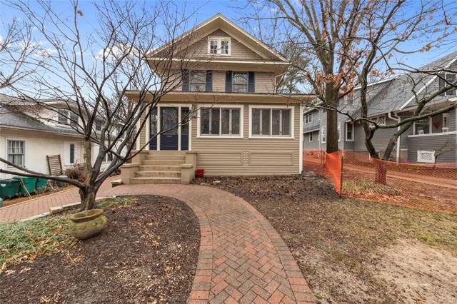126 W Jackson Road, St Louis, MO 63119 (#21012024) :: RE/MAX Professional Realty