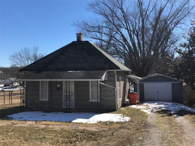 1218 W Johnson Street, Vandalia, IL 62471 (#21012043) :: Walker Real Estate Team