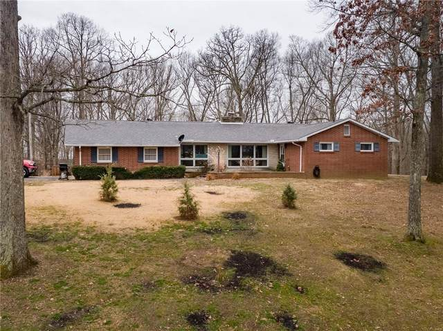 400 Spring Street, Dongola, IL 62926 (#21012061) :: Fusion Realty, LLC